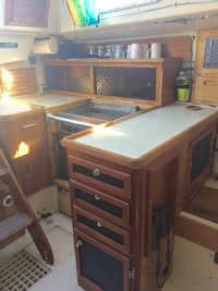 E29 Galley Extension