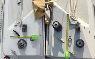 Halyard-winch rehab (part 1 of 2)