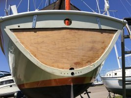 Soft Transom Replacement