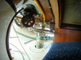 E32-3 rudder post and quadrent.jpg